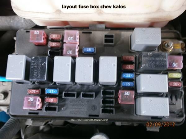 Modifikasi Kompresor Chevrolet Kalos