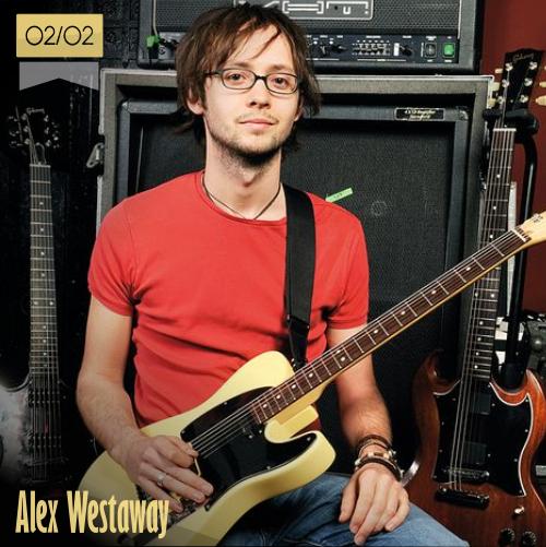 2 de febrero | Alex Westaway - @AlexWestaway | Info + vídeos