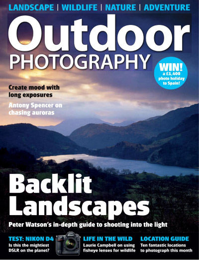 Outdoor Photography magazine - August 2012