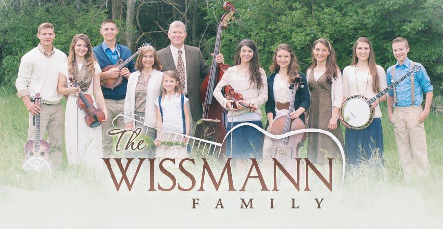Wissmann Family | Gospel Bluegrass Music