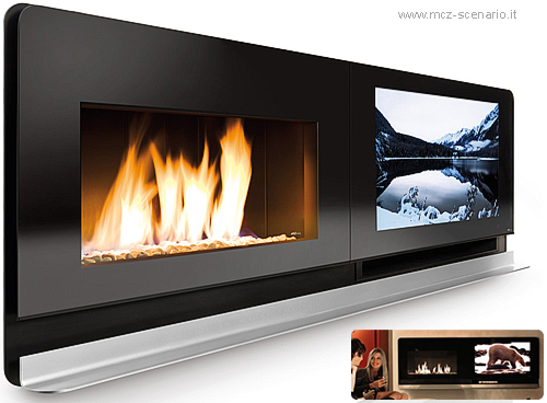 Emotional rescue:Scenario Fireplace-