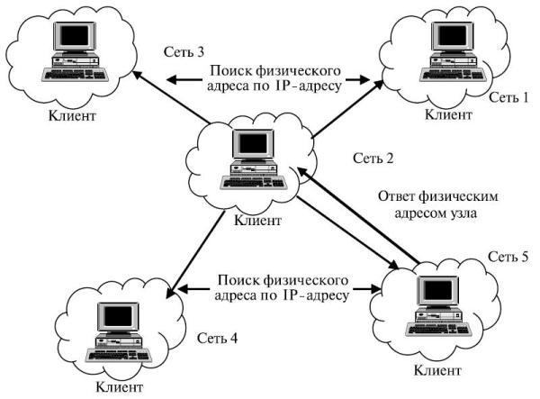 Основные принципы работы сети интернет Полезная информация