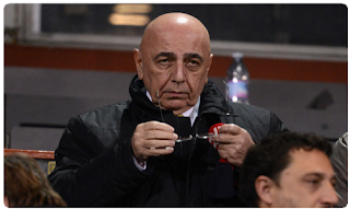 Adriano Galliani: Mario behave better and was on the field and off it