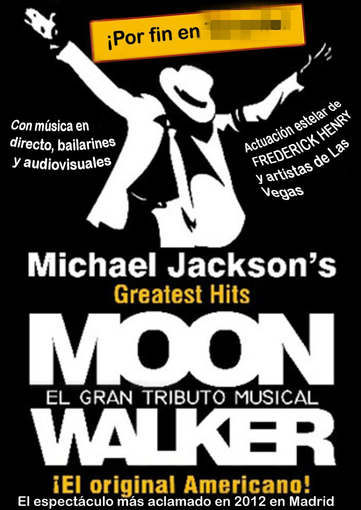 Forever michael jackson moonwalker informaci n video for Espectaculo forever michael jackson