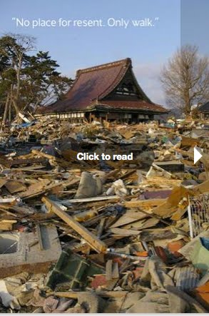 2011 tohoku earthquake essay On march 11, 2011, a magnitude 89-9 megathrust earthquake off the north eastern coast of japan triggered a large tsunami, with wave heights reaching up to.