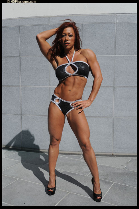Trina Liberatore Female Muscle Bodybuilding Blog HDPhysiques