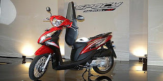 Foto Gambar Motor Honda Spacy 2011