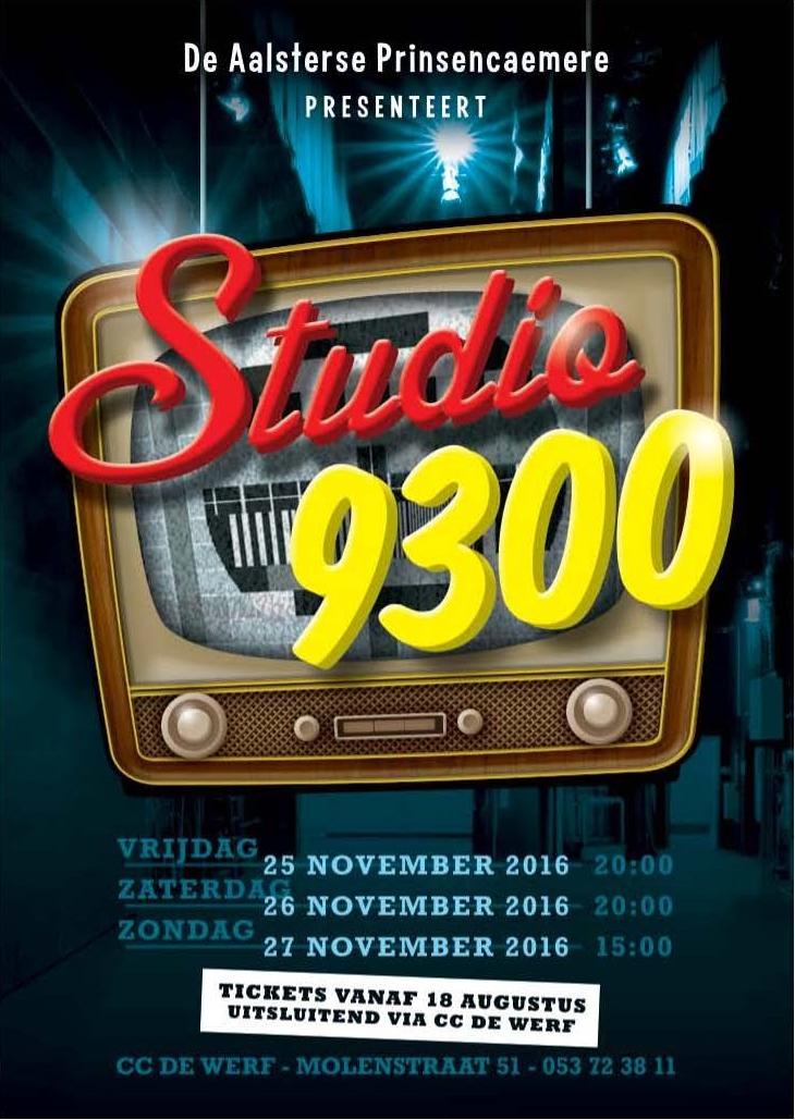 De Prinsencaemere - Studio 9300