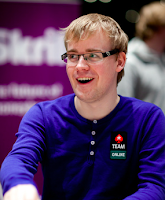 Mickey 'Mement_Mori' Petersen at 2012 EPT Copenhagen (photo: PokerStars blog)
