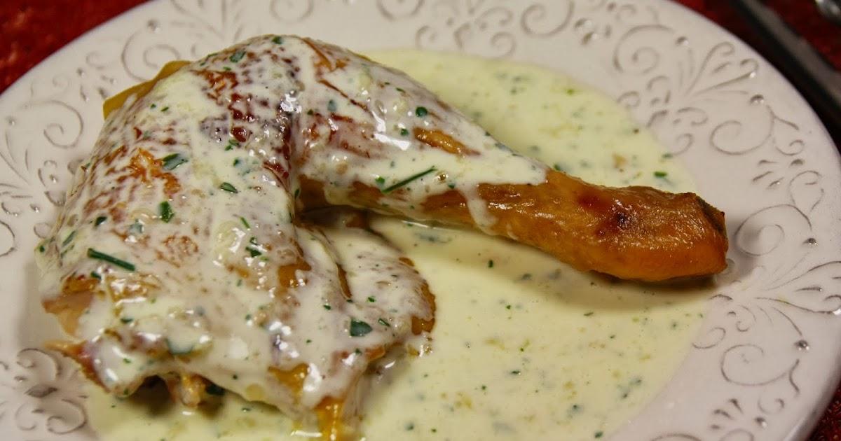 Cuisses de poulet au maroilles parmesan et paprika - Cuisse de poulet au vin blanc ...