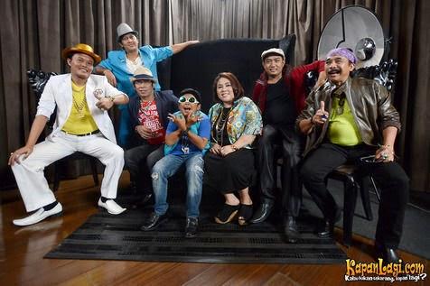 Group Komedian OVJ Ciptakan Lagu Atitnya Tu Disini