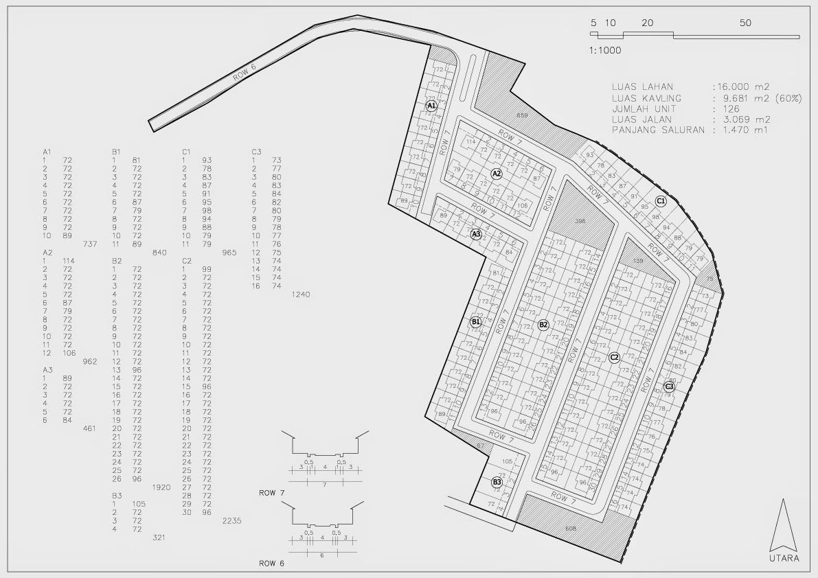Site Plan RSH