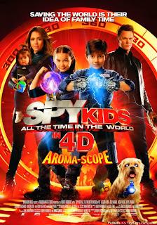 SPY KIDS 4 – ซุปเปอร์ทีมระเบิดพลังทะลุจอ [พากย์ไทย]