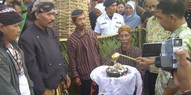 Kirab Kyai Bende, Upaya Nongkosawit Jadi Desa Wisata