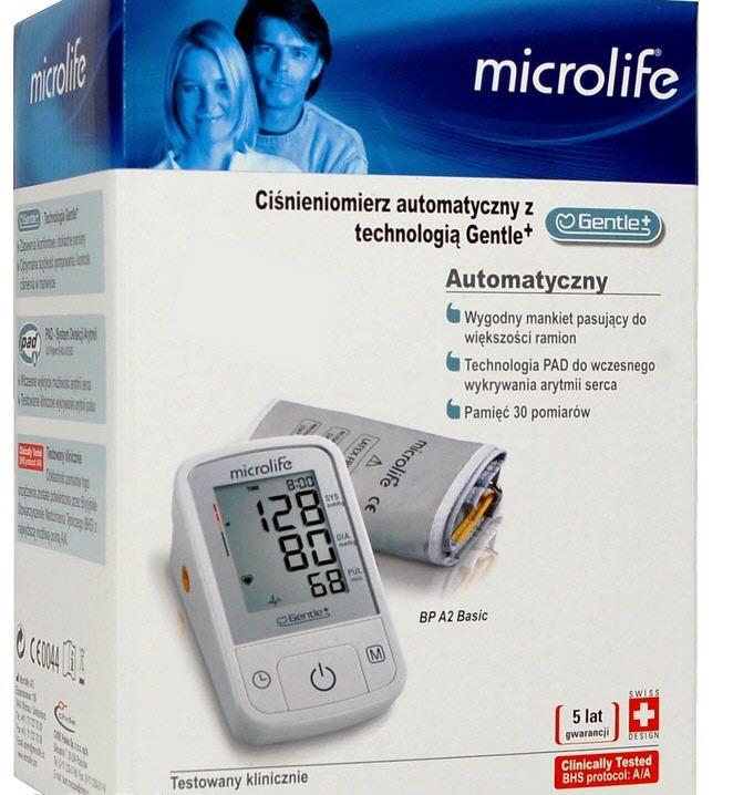 Máy đo huyết áp bắp tay BP A2 Basic giá rẻ chính hãng Thuỵ Sỹ