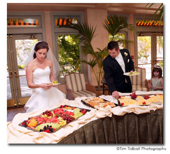 Bride Wedding dresses And Evening Dresses Show: Buffet or ...