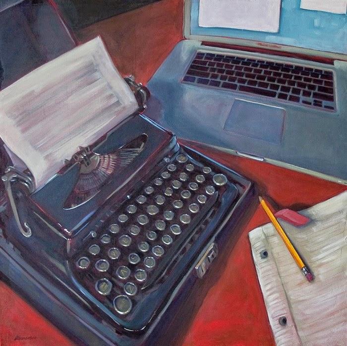 Современная канадская художница. Angela Bandurka