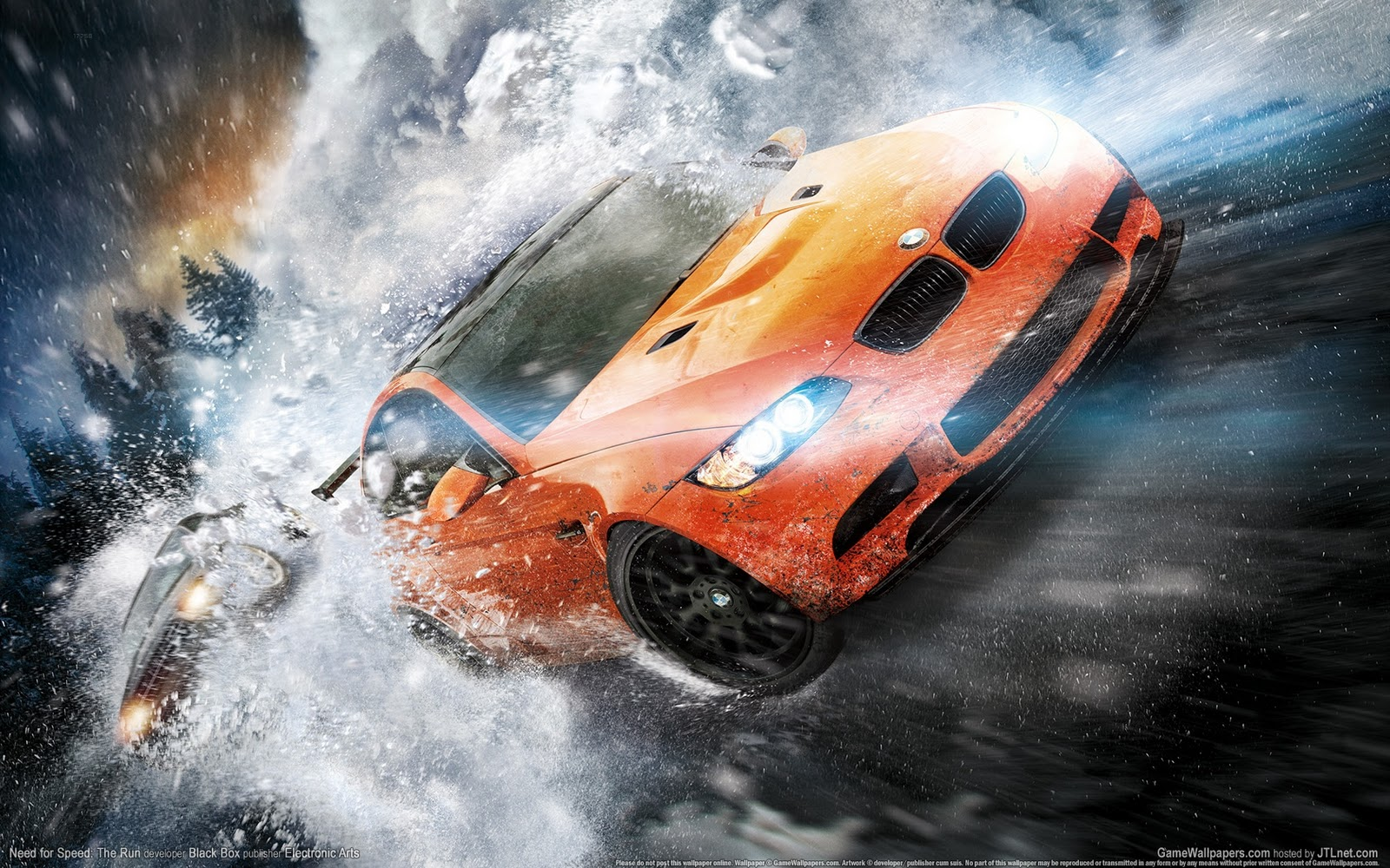 Get out games trailer need for speed the run e wallpapers full hd - Speed wallpaper ...