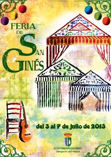 Feria de San Ginés 2013 - Gines