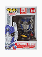 Funko Pop! Optimus Prime With Sword
