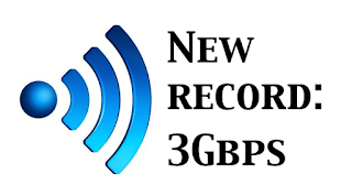 Researchers achieve wireless data transmission at 3Gbps, a new world-record.