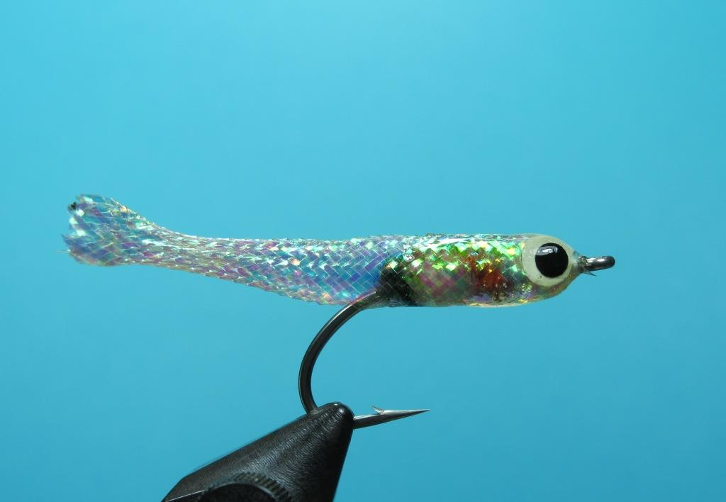 Fly tying nation mylar minnow variations for Fly fishing tying