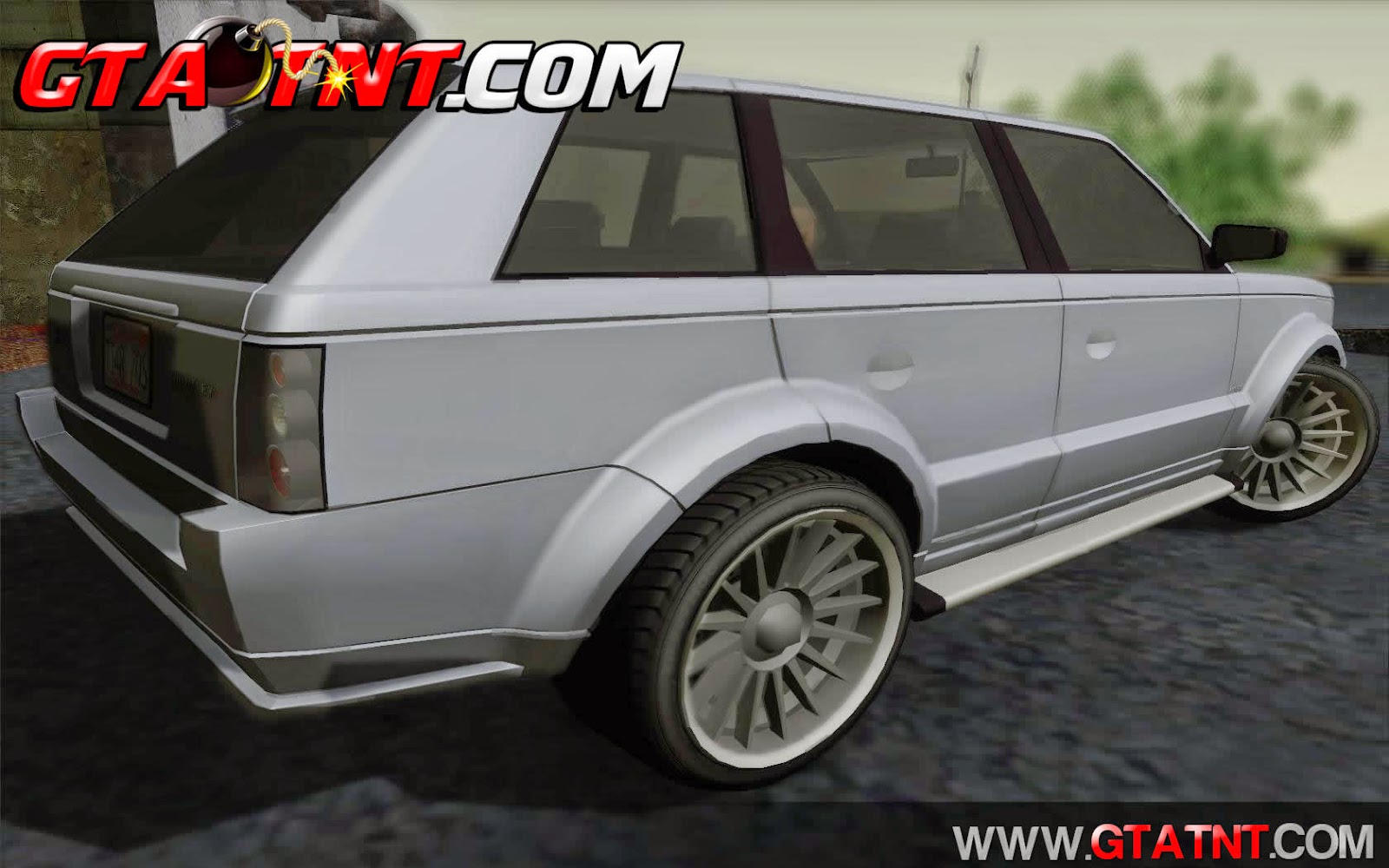 Vapid Huntley Convertido do GTA V para GTA San Andreas