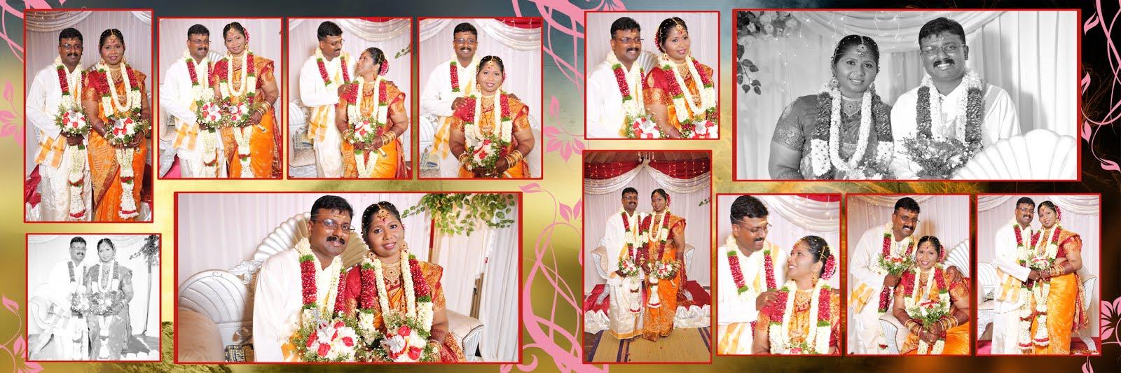 K.Gobinathan weds N.Arutchelvi