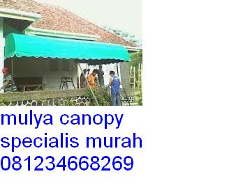 canopy minimalis surabaya 081234668269