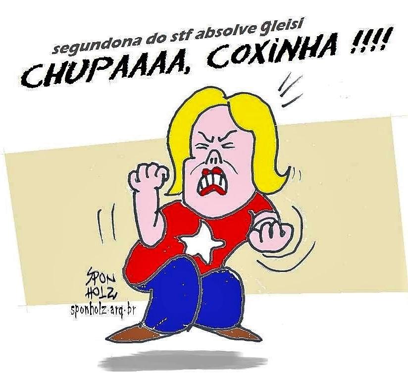 Chupa, coxinha