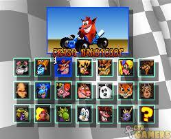 crash team racing ps1 download iso