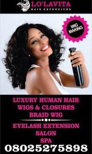 Lo'Lavita Hair & Beauty
