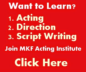 Learn Film Acting, Direction, Script Writing at MKF Acting Institute, Vadodara