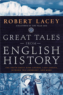 robert lacey, great tales from english hstory