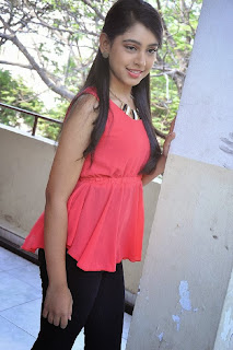 Actress Niti Taylor Latest Pictures in Pink Top and Tight Jeans 0015.jpg
