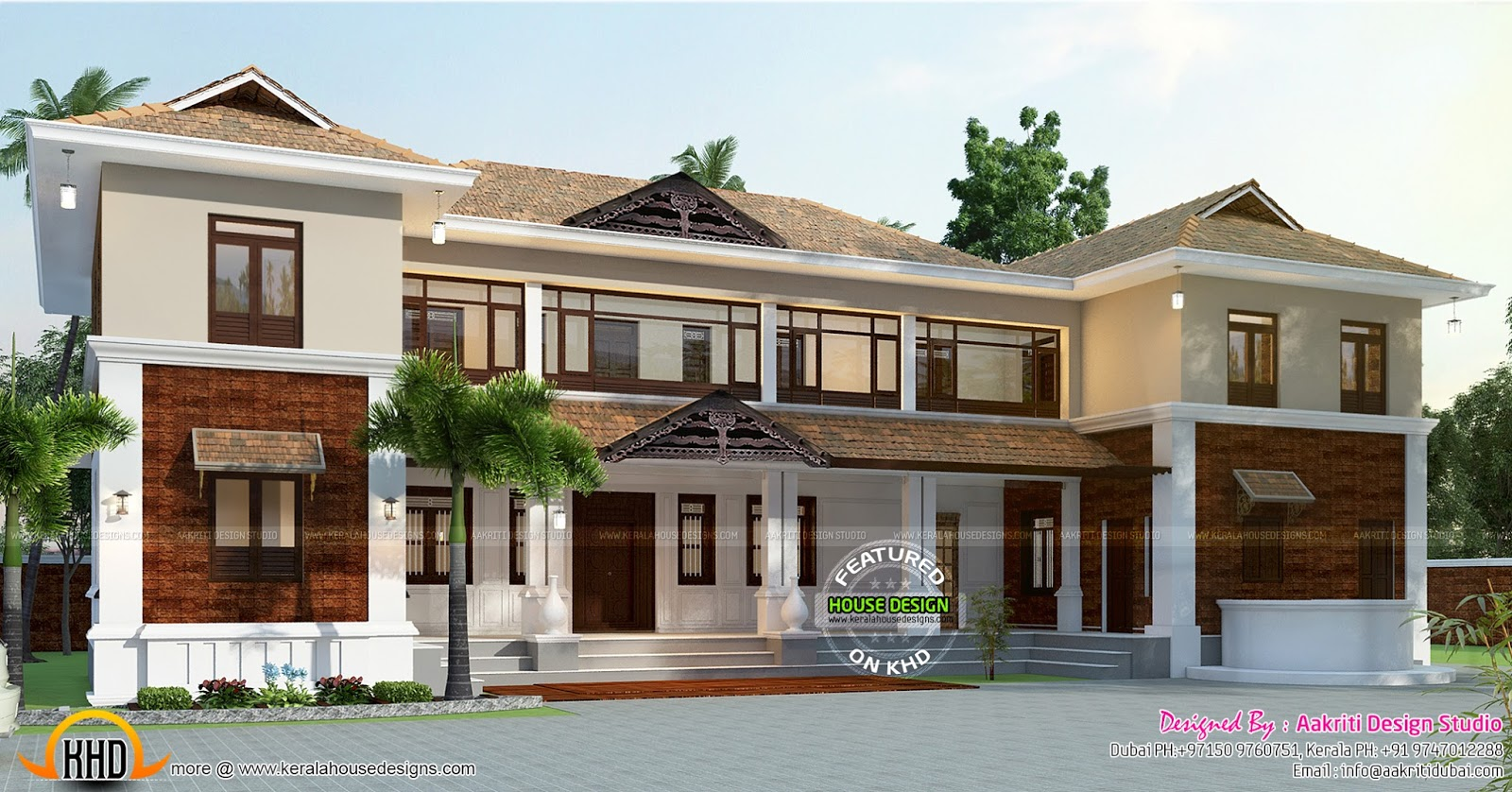 House renovation work by aakriti design studio kerala home design and floor plans Home design and renovation