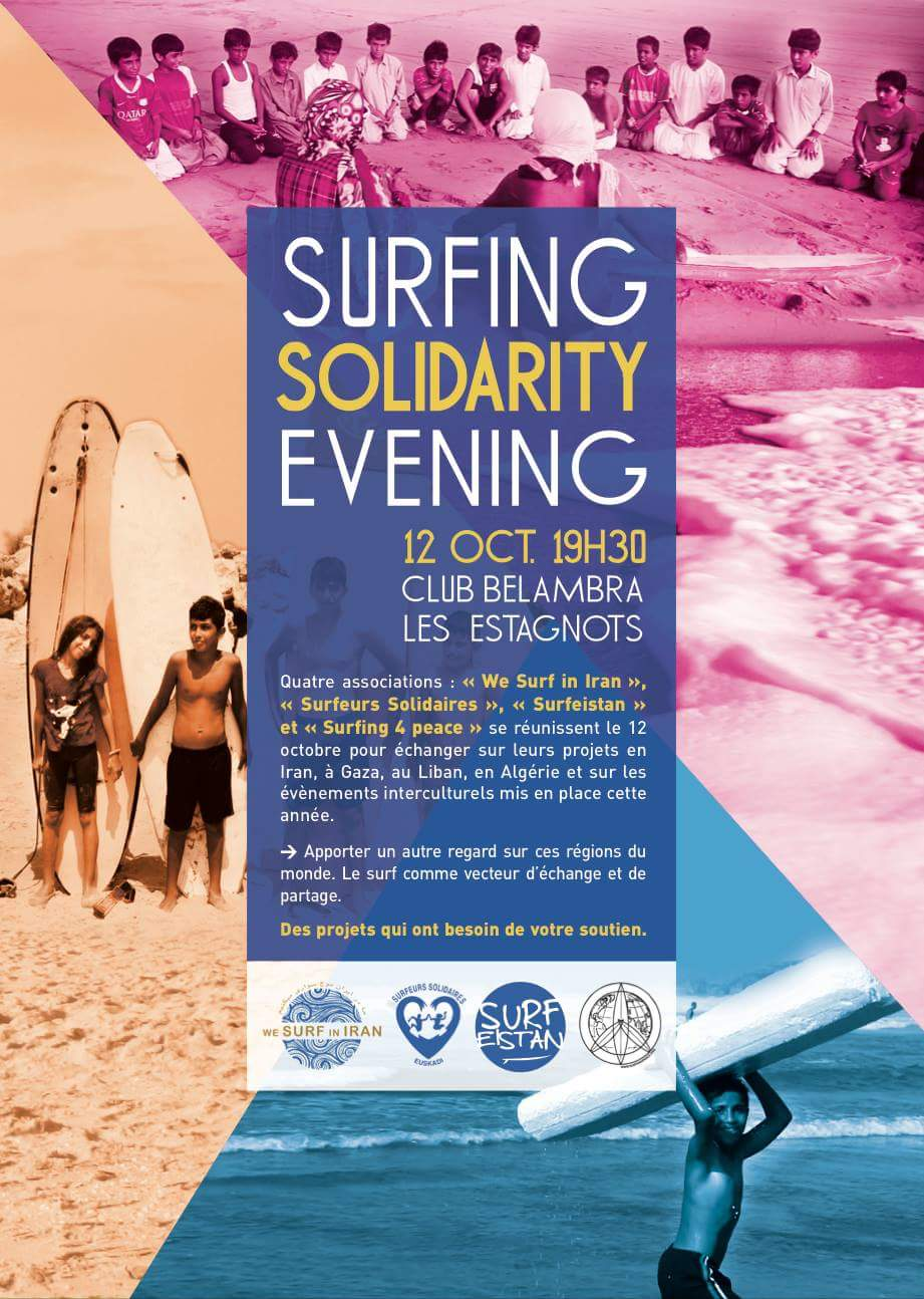 surfing solidarity