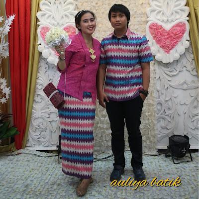 Cara Menjahit Batik Rangrang  Auliya Batik