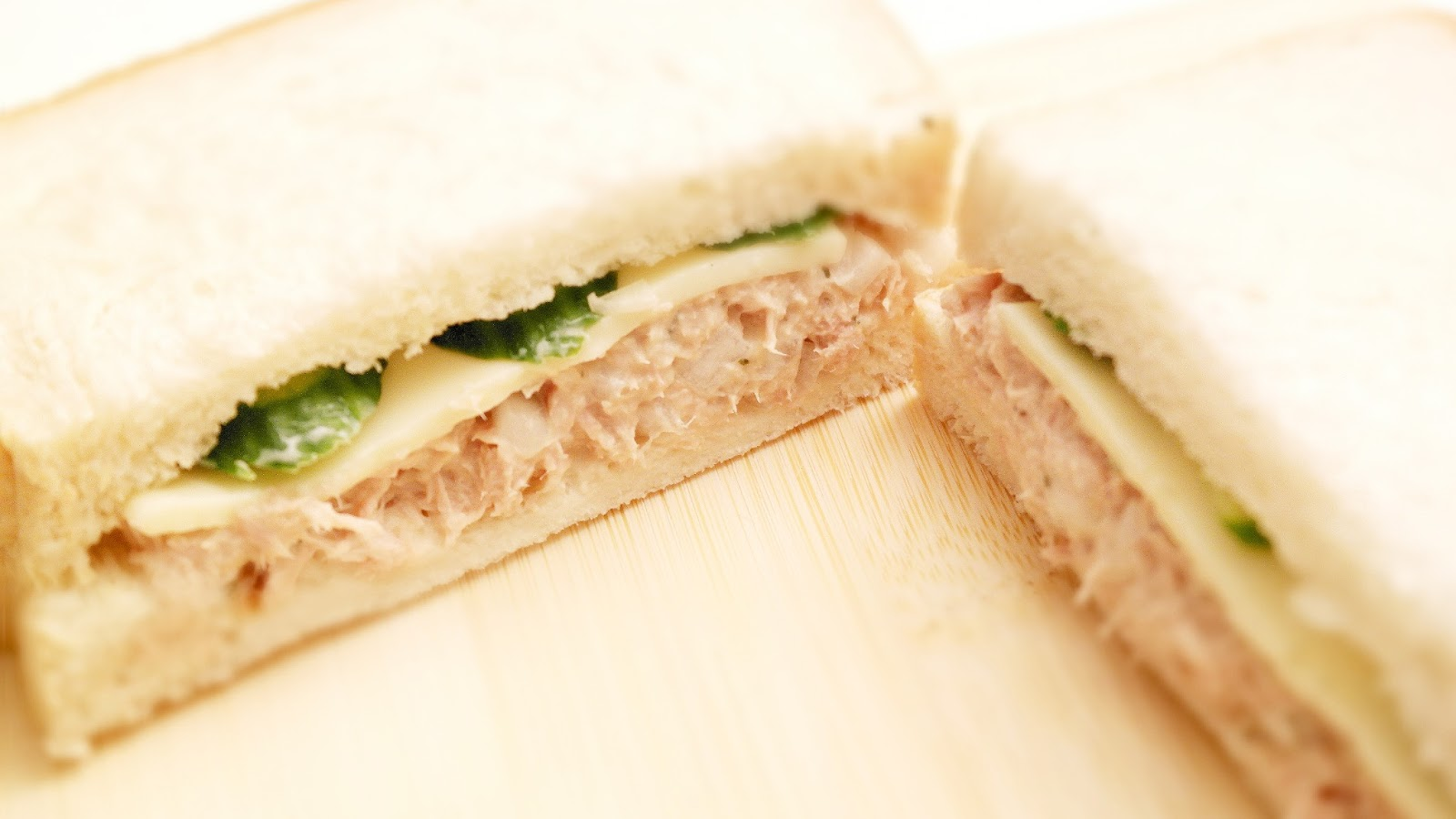 Simple Tuna Sandwich ( easy recipe ) | Coco's Simply Cooking
