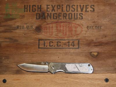 Sanrenmu 7010 EDC Pocket Knife - Product Photo 1