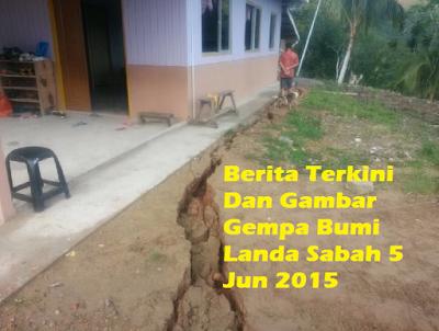 gempa bumi sabah1