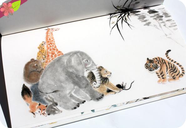 Le Plouf de Guillaume Olive et He Zhihong - Les éditions des éléphants