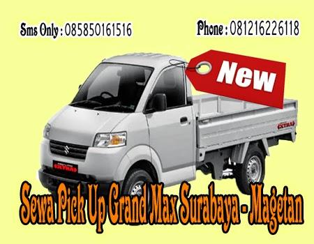 Sewa Pick Up Grand Max Surabaya - Magetan