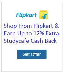 Flipkart Cash Back
