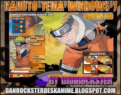 TEMAS de NARUTO PARA WINDOWS XP Y 7 NKIDT7