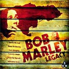 Baixar CD Bob Marley – Legacy
