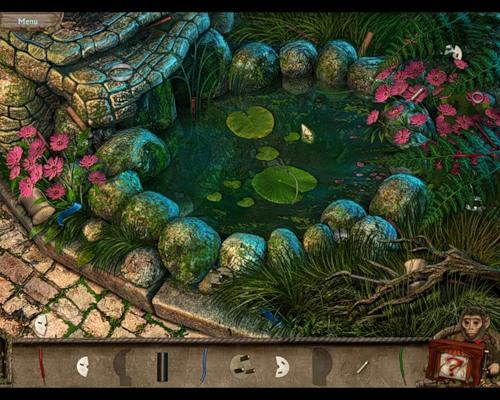 Weird Park: Broken Tune Collector's Edition screenshot 7