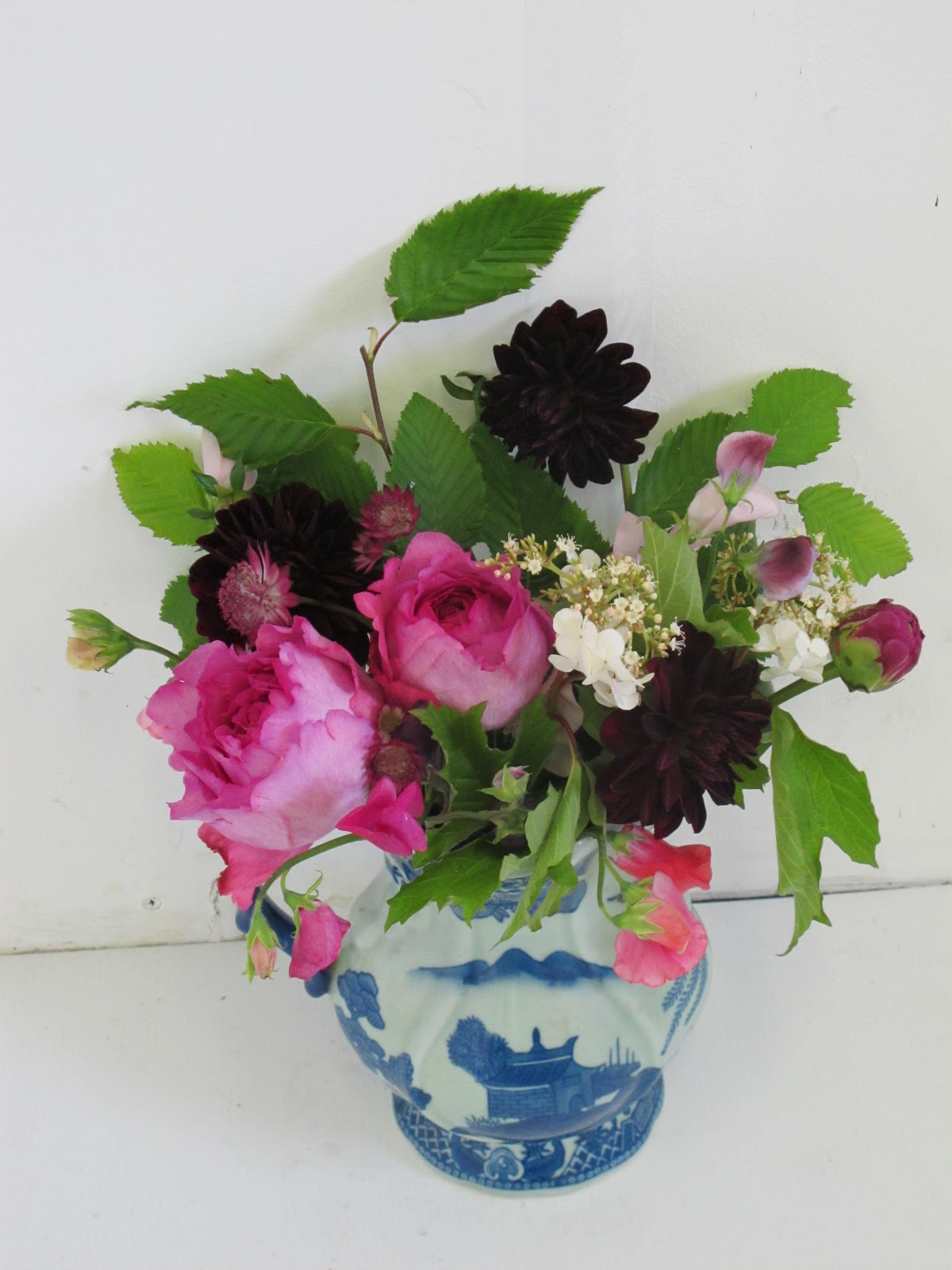 The flower appreciation society there were the most beautiful there were the most beautiful flowers at the market this morningpiaget roses peonies aquilegia dahlias and the last of the english guelda izmirmasajfo