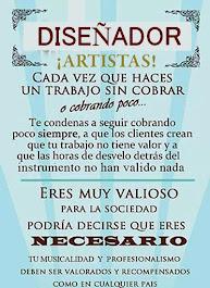PARA TODOS LOS ARTISTAS!!