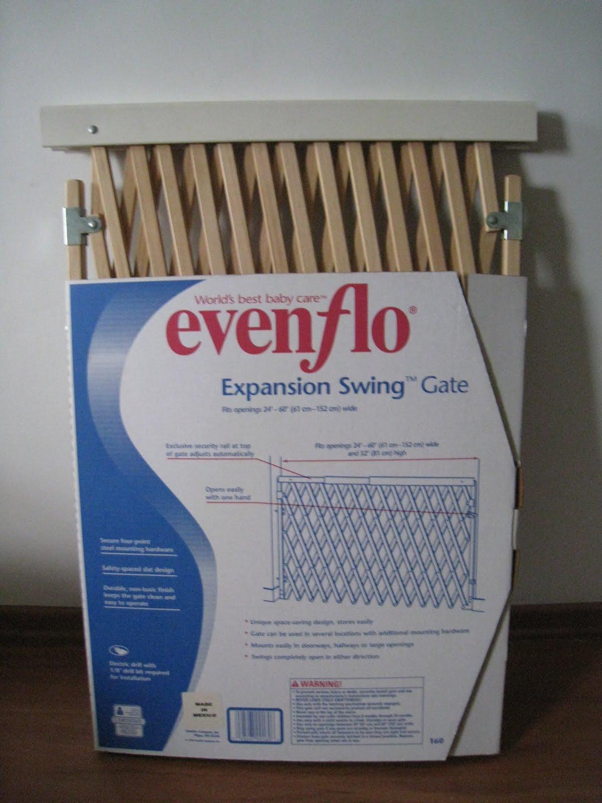 My Zakka Shop Brand New Evenflo Expansion Swing Safety